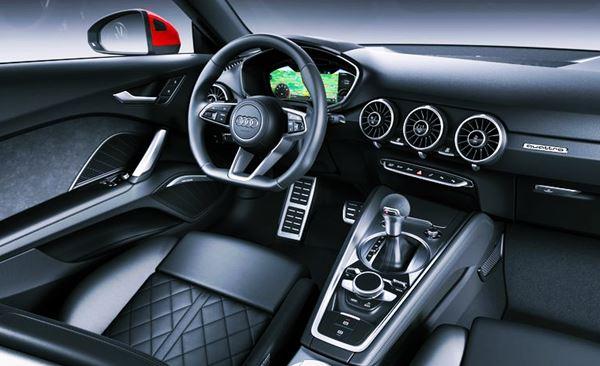 2022 Audi TT Electric Interior Redesign