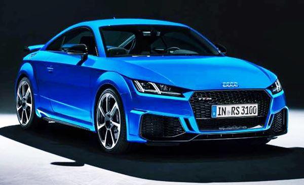 2022 Audi TT Electric Redesign