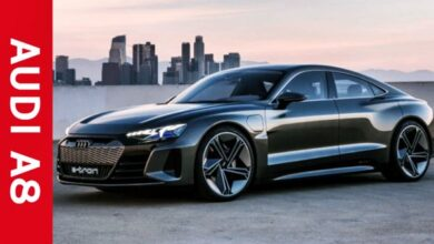 2023 Audi A4 Renderings Preview