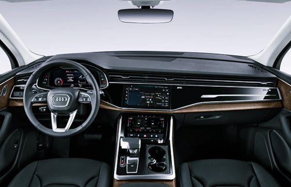2023 Audi Q7 Redesign Interior