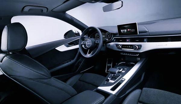 2023 Audi S4 Interior