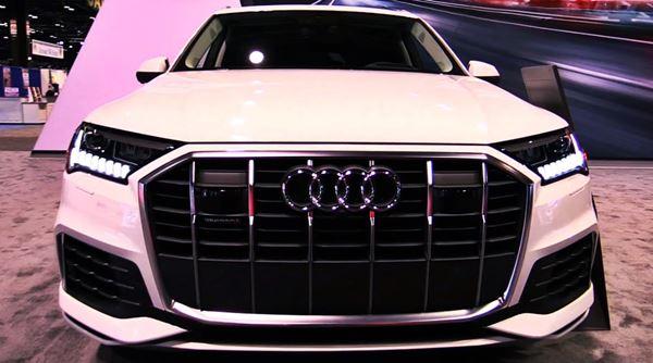 Audi Q7 Redesign 2022 Exterior