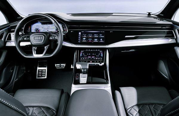 Audi Q7 Redesign 2022 Interior