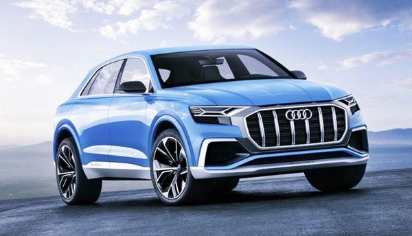 Audi Q7 Redesign 2023