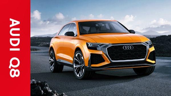 New 2022 Audi Q8 Redesign