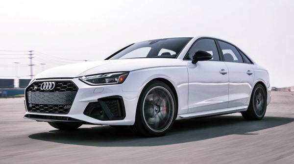 New 2023 Audi S4