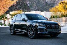 New Audi Q7 Redesign 2022