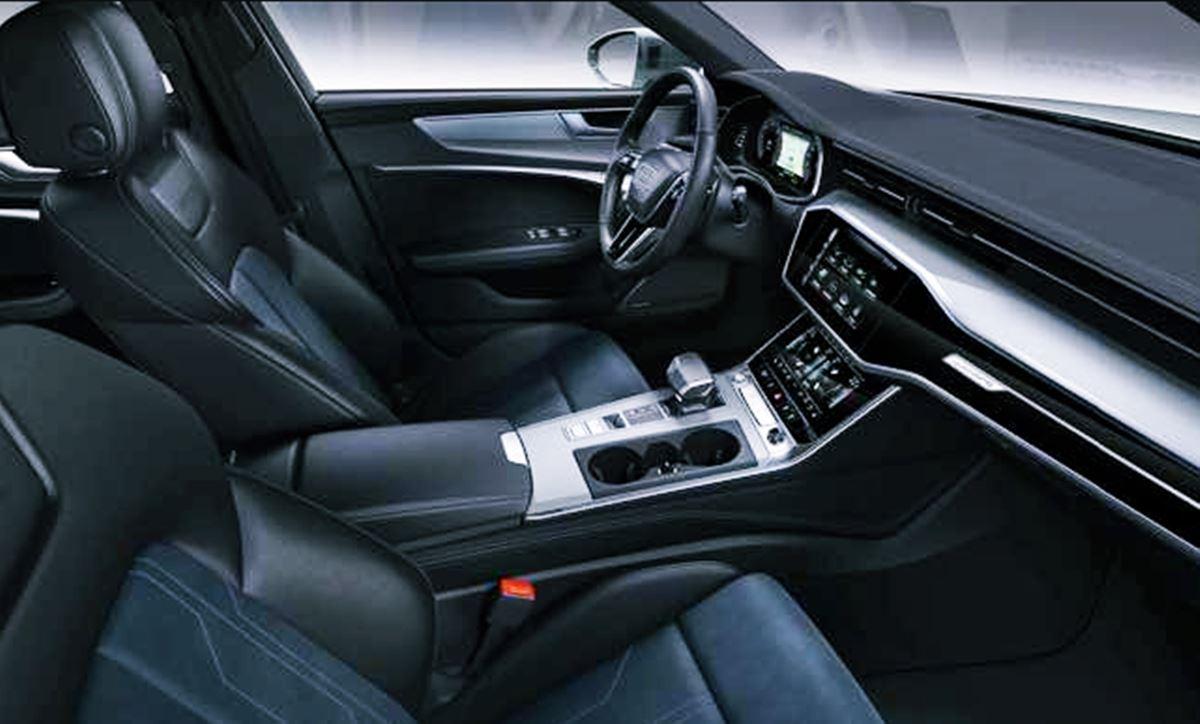 2022 Audi A6 Facelift Redesign Interior