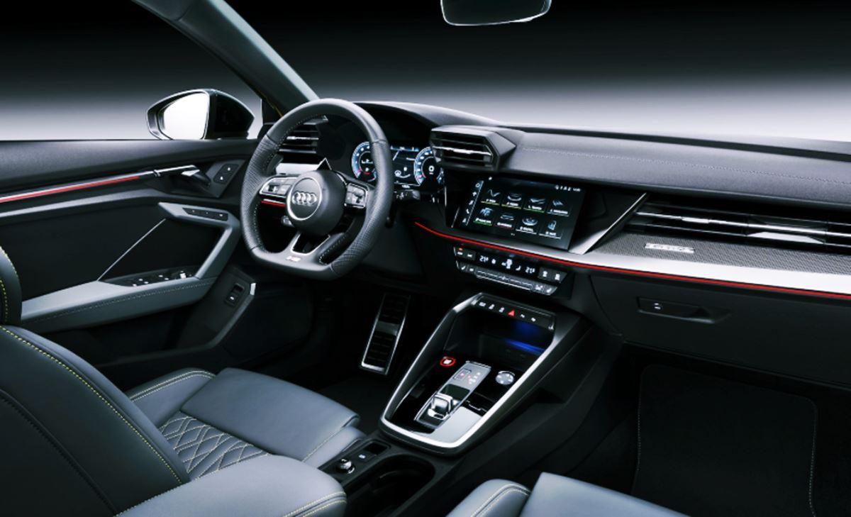 2022 Audi RS3 Hatchback Interior