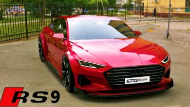 2022 Audi RS9 Concept Design