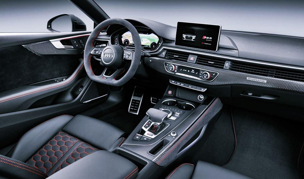2022 Audi RS9 Interior Design
