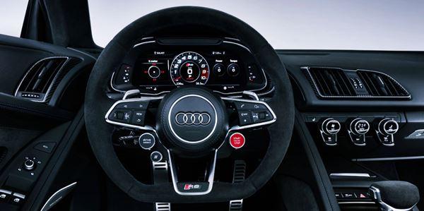 2023 Audi R9 Concept Interior