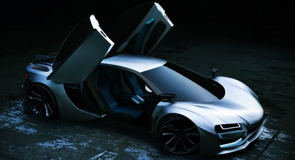 2023 Audi R9 Concept and Rumors