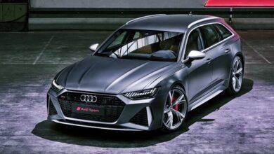 2023 Audi RS6 Avant Review