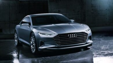 2023 Audi RS9 Concept Exterior