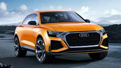 New 2022 Audi Q8 Price Release