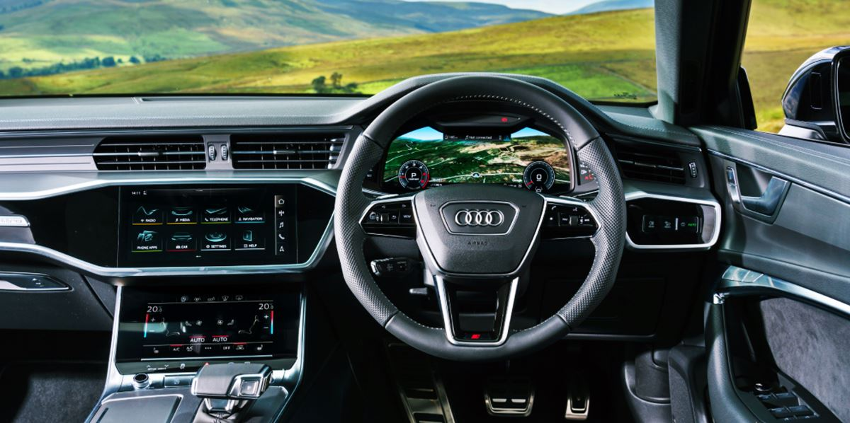 2022 Audi A6 Features