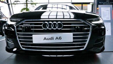 2022 Audi A6 Redesign
