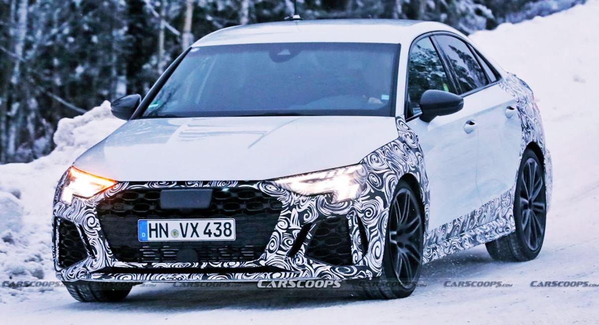 2022 Audi RS3 Hatchback Exterior
