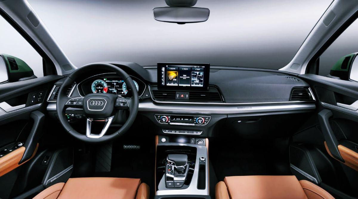 Audi Q5 Facelift 2022 Interior
