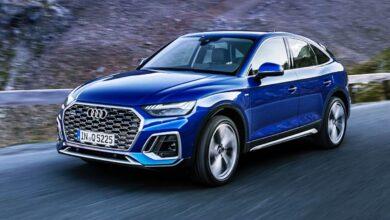New Audi Q5 Facelift 2022