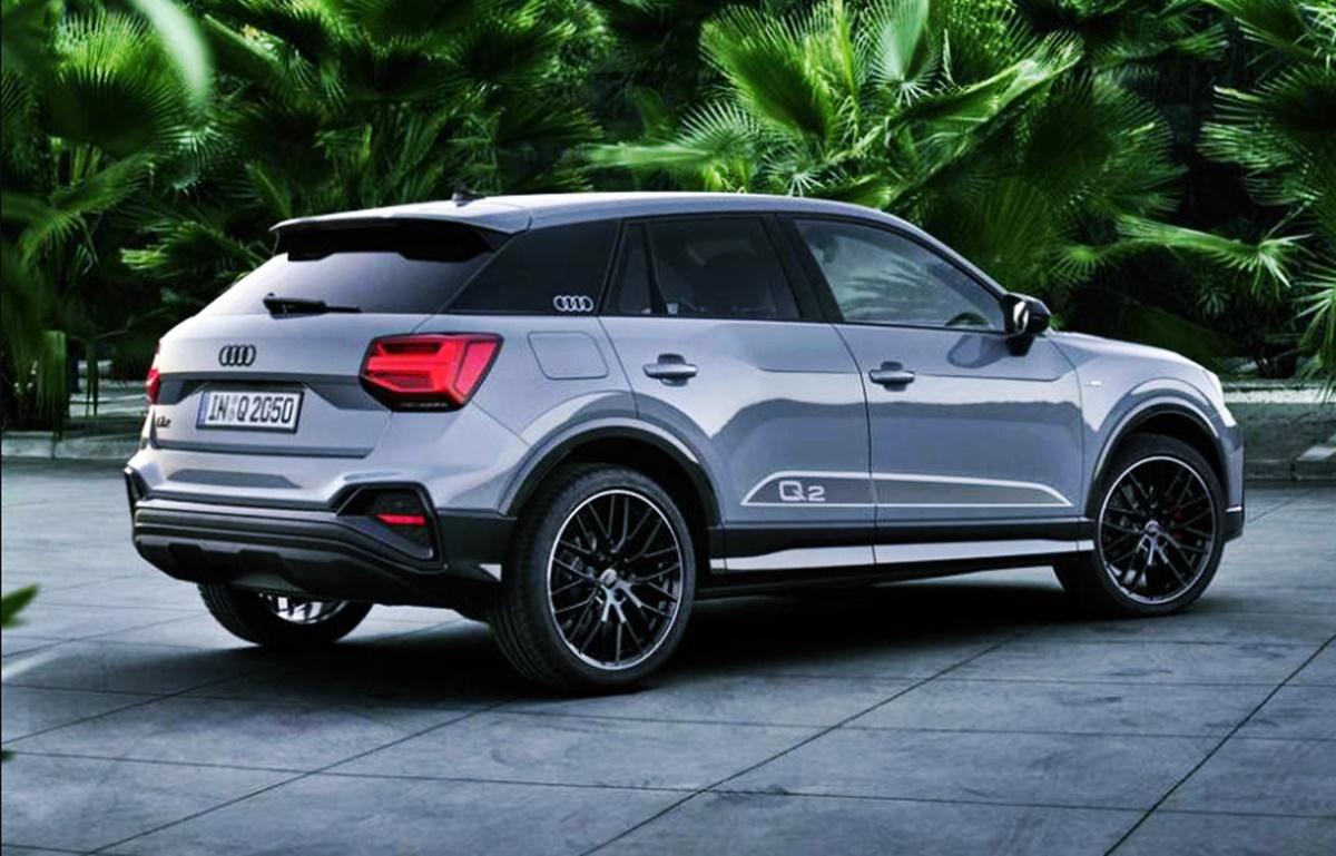2022 Audi Q2 Models