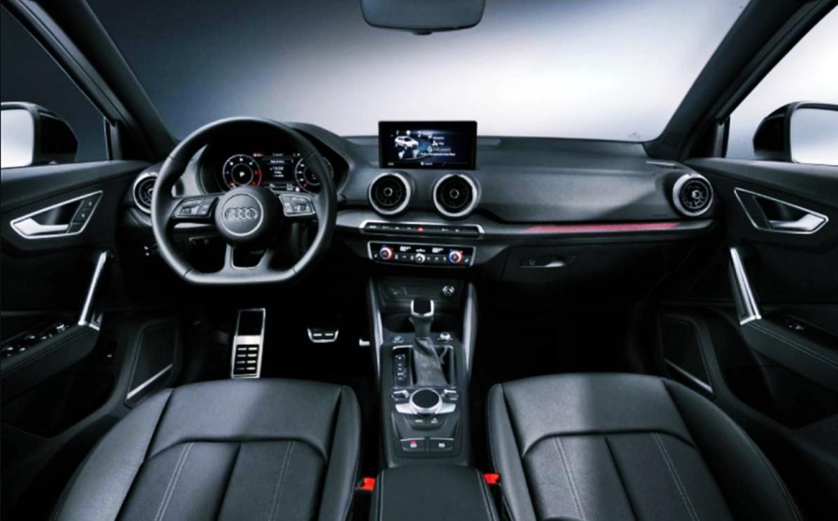 2022 Audi Q2 Redesign Interior