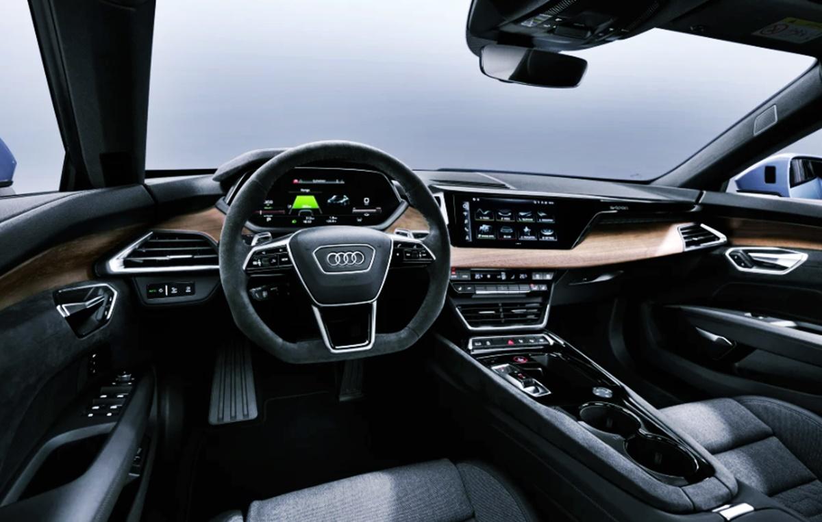 2023 Audi E Tron GT Interior