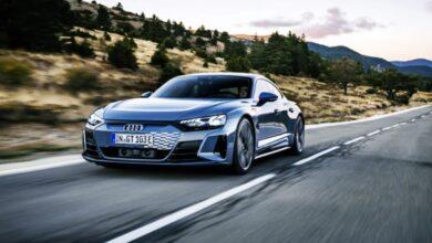 2023 Audi E-Tron GT New Model