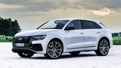 2023 Audi Q8 Redesign