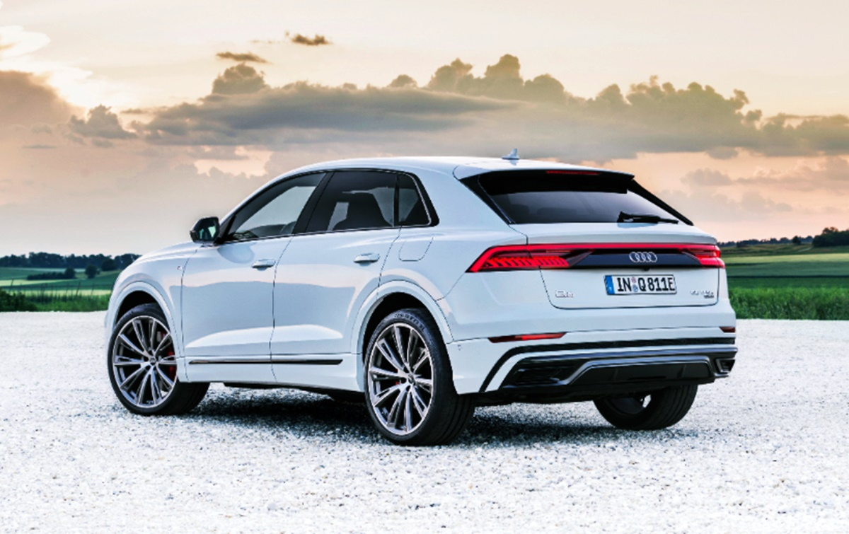 2023 Audi Q8 Redesign Exterior