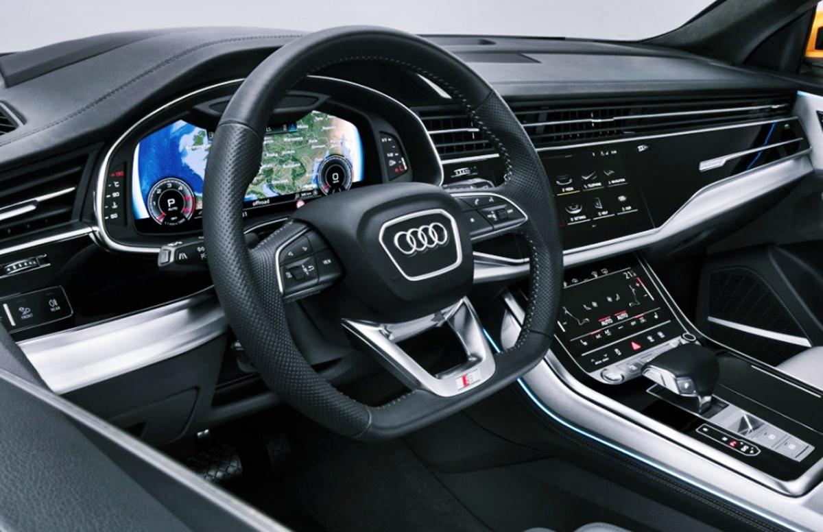 2023 Audi Q8 Redesign Interior