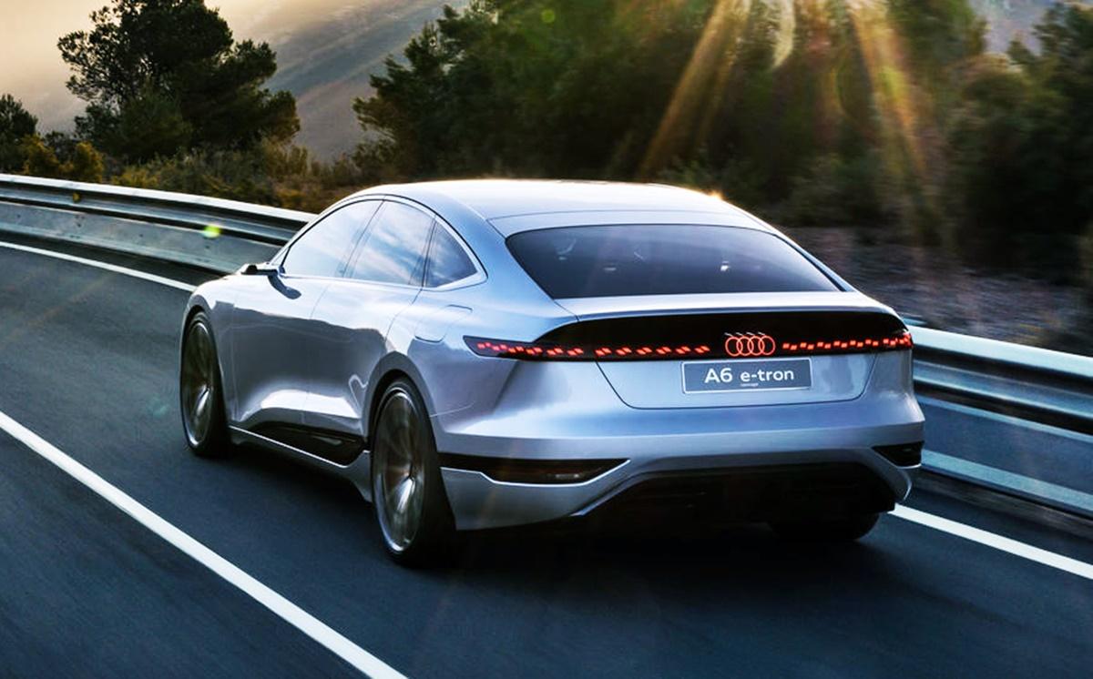 Audi Q6 E-Tron 2023 Design