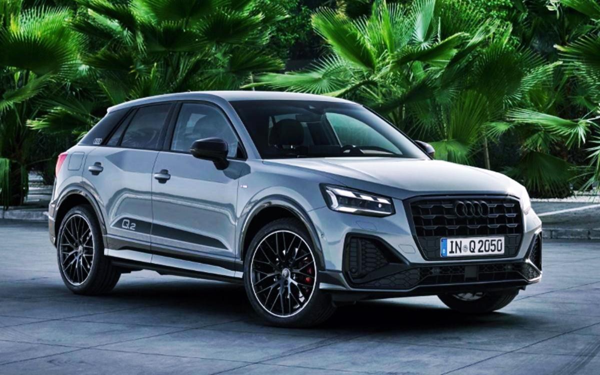 New 2022 Audi Q2 Redesign