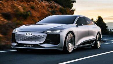 New Audi Q6 E-Tron 2023 Redesign