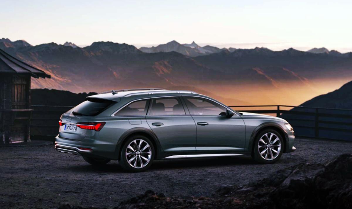 2023 Audi A4 Allroad Redesign