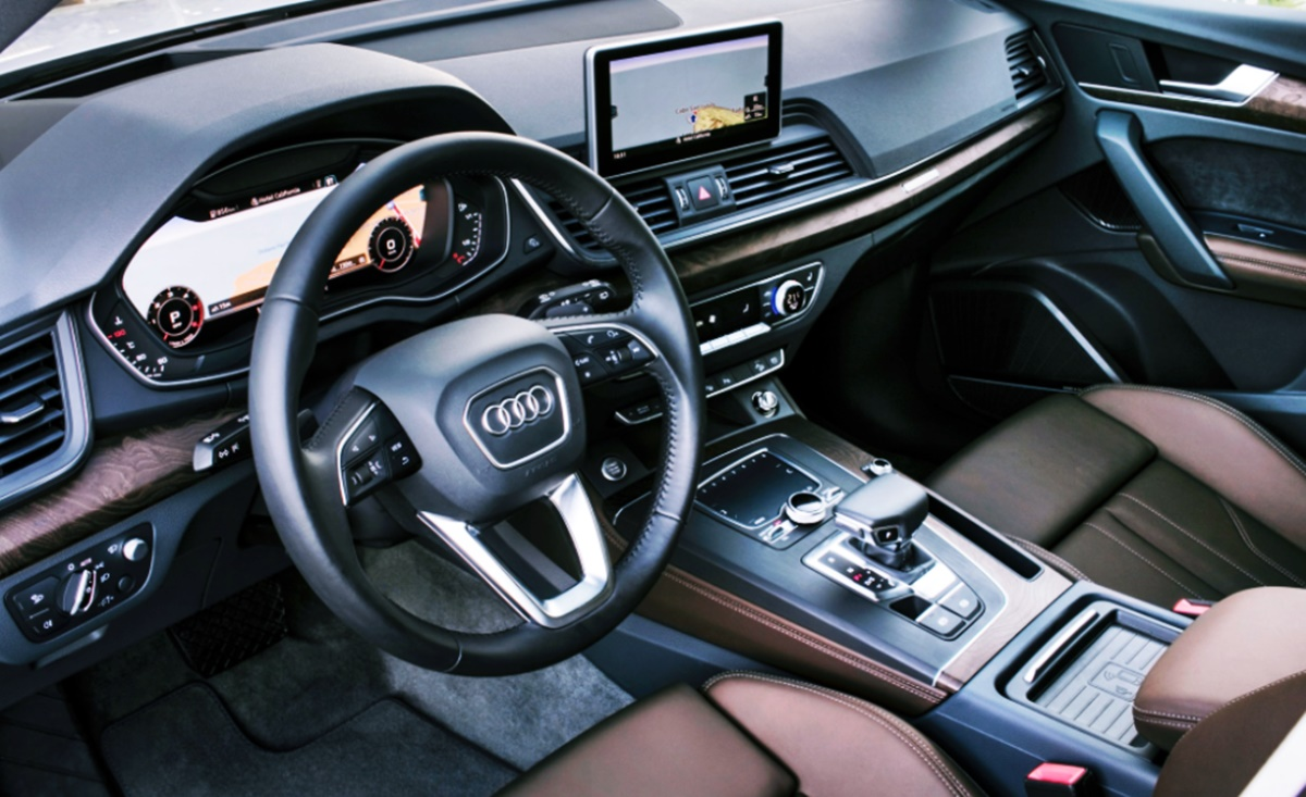 2023 Audi Q5 Interior