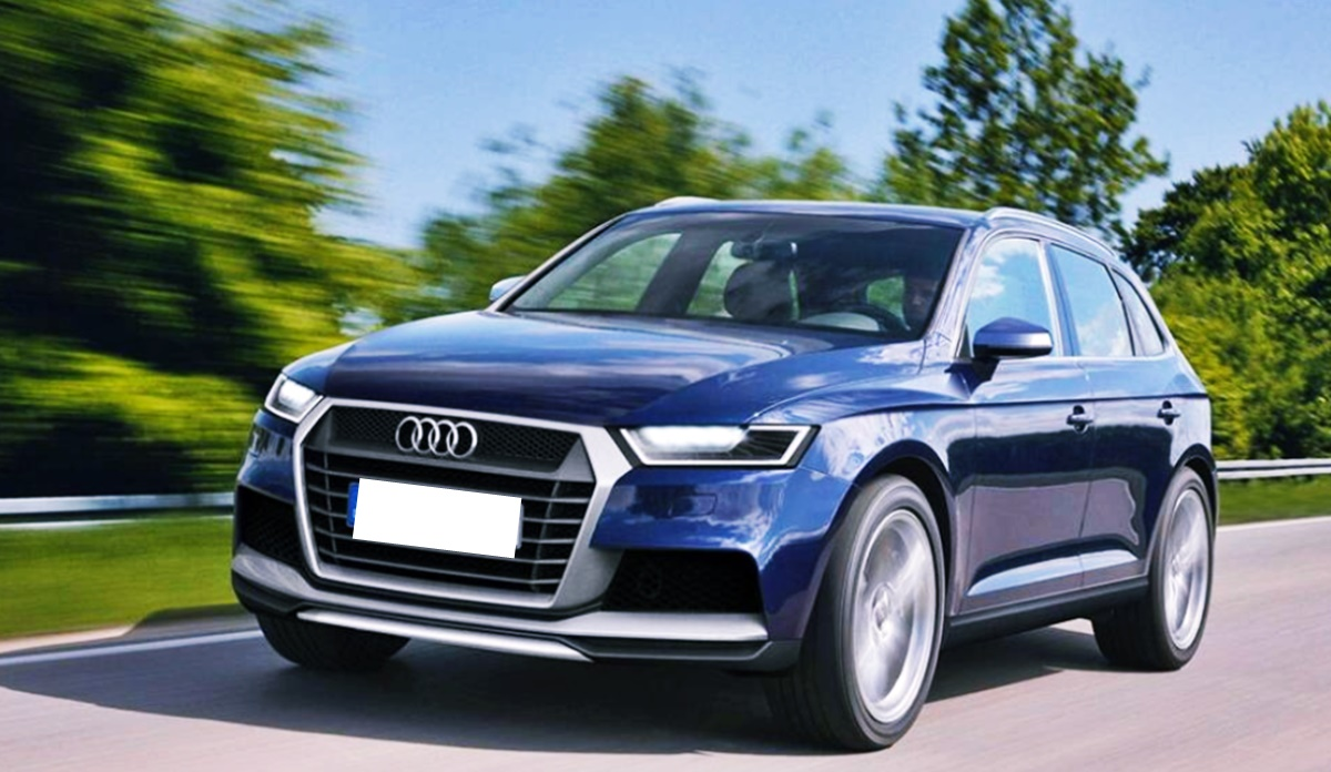 2023 Audi Q5 Spy Shots