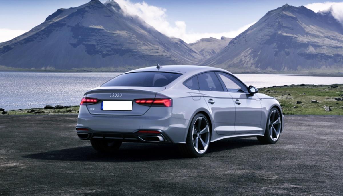 Audi A5 2023 Exterior Design