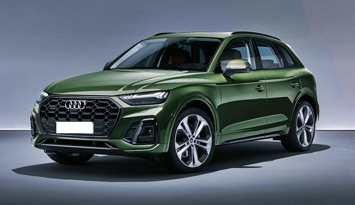 Audi Q5 2023 Exterior