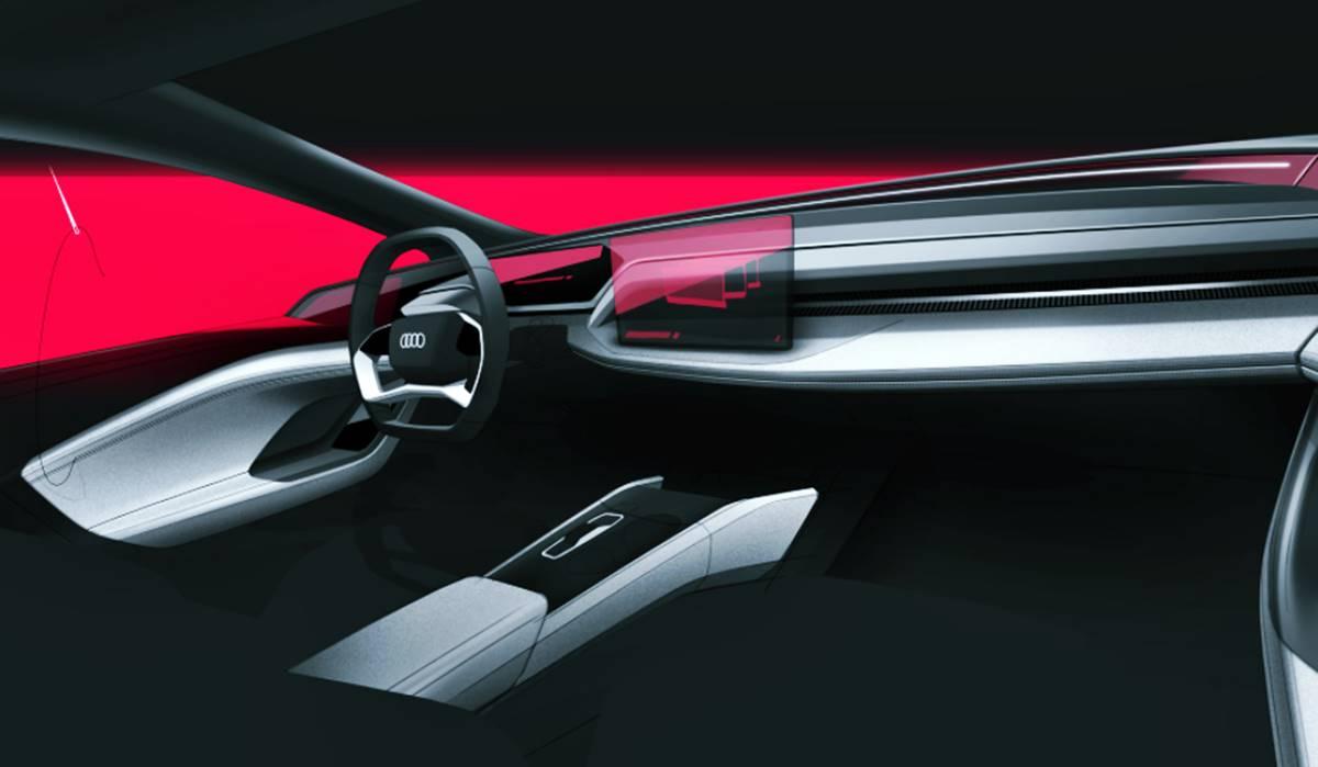 2023 Audi A6 Interior Design