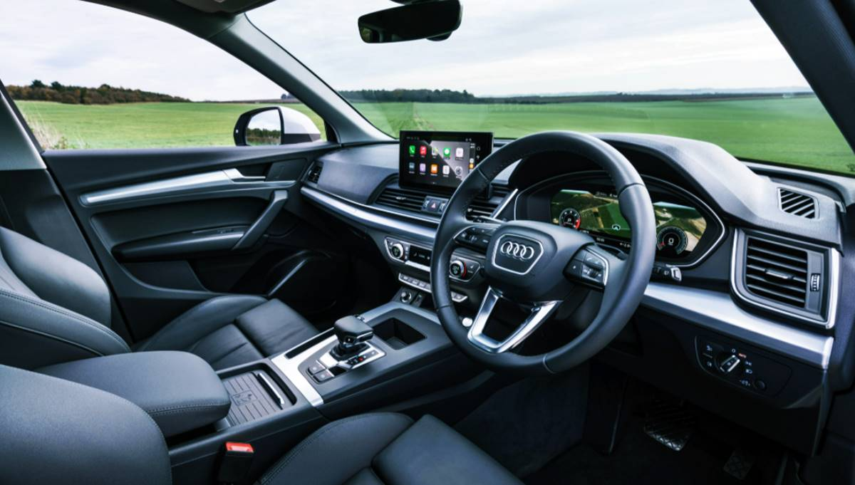 2023 Audi Q5 Interior Design
