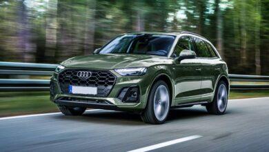 New 2023 Audi Q5 Spy Shots